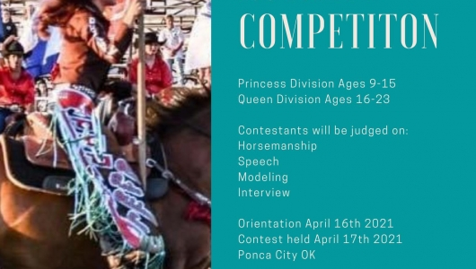 101 Wild West Rodeo Royalty Competition