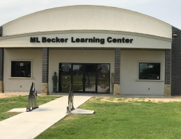 M L Becker Learning Center & Robert L Cummins Museum