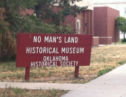 No Man's Land Museum