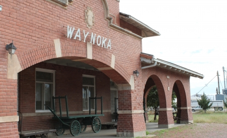 Harvey House, Historical Train Depot and Air/Rail Museum