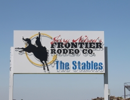Jerry Nelson's Frontier Rodeo Co. - The Stables Rodeo Arena