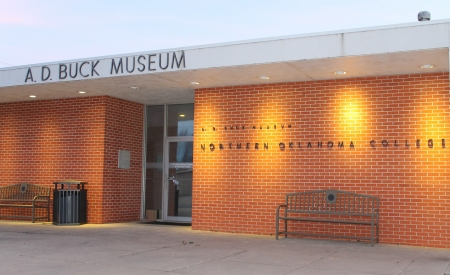 A. D. Buck Museum & Welcome Center