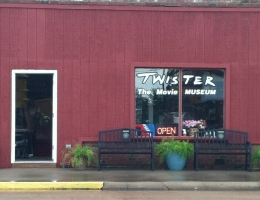 Twister (The Movie) Museum