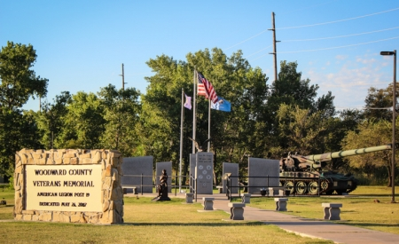 Woodward County Veterans Memorial